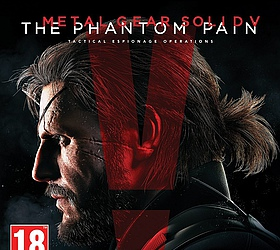 Metal gear solid V the pantom pain