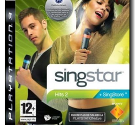 Singstar hit2 (ps3)