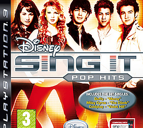Sing it (ps 3)